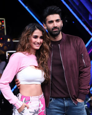 Photos: Promotion Of Film Malang On The Sets Of Dance Plus 5 | Picture 1719705