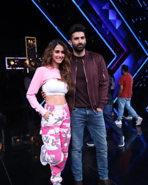 Photos: Promotion Of Film Malang On The Sets Of Dance Plus 5 | Picture 1719704
