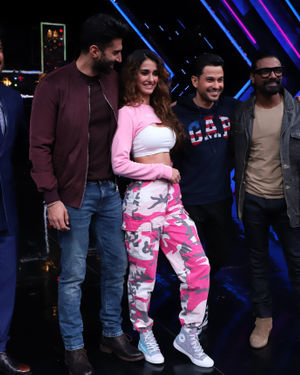 Photos: Promotion Of Film Malang On The Sets Of Dance Plus 5 | Picture 1719702