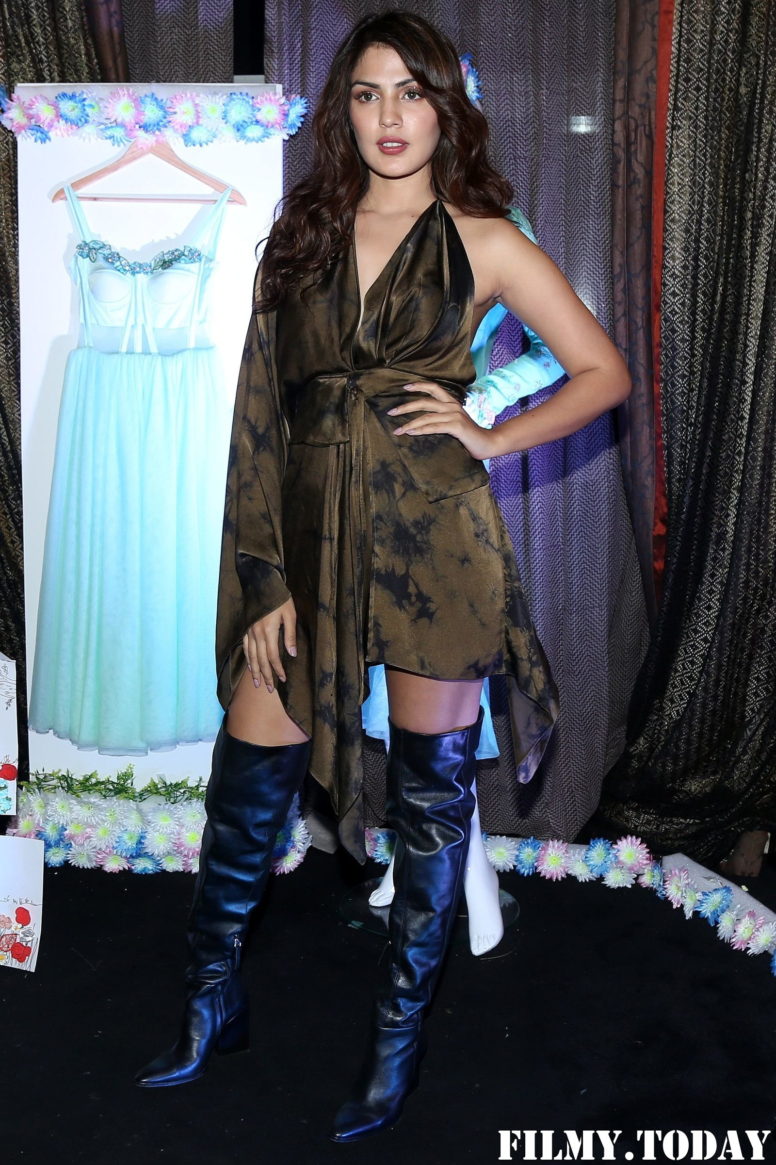 Rhea Chakraborty - Photos: Red Carpet Of Blenders Pride Magical Nights | Picture 1719898