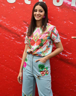 Photos: Ananya Pandey At So+ Campaign Launch | Picture 1720052