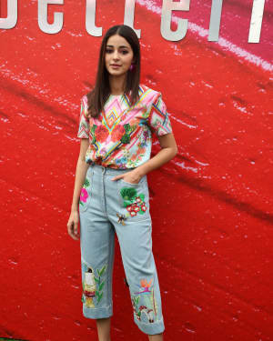 Photos: Ananya Pandey At So+ Campaign Launch | Picture 1720051