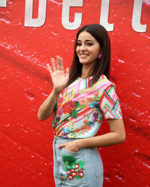 Photos: Ananya Pandey At So+ Campaign Launch | Picture 1720055