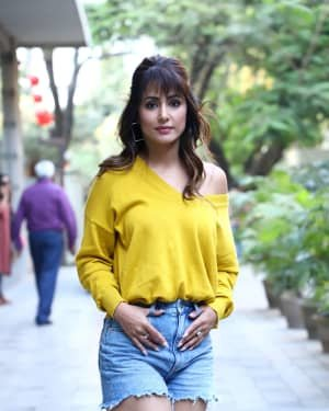 Hina Khan - Photos: Celebs Spotted At Andheri | Picture 1720209