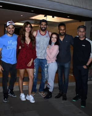Photos: Malang Star Cast At Aditya Roy Kapoor's Home In Bandra   Picture 1720181