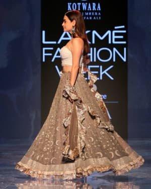Photos: Dia Mirza Walks Ramp For Kotwara Show At LFW 2020 | Picture 1720267