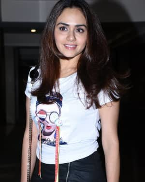 Amruta Khanvilkar - Photos: Malang Starcast At Kunal Khemu's House In Bandra | Picture 1720296