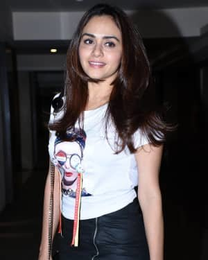 Amruta Khanvilkar - Photos: Malang Starcast At Kunal Khemu's House In Bandra | Picture 1720294