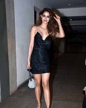 Disha Patani - Photos: Malang Starcast At Kunal Khemu's House In Bandra