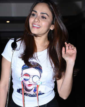 Amruta Khanvilkar - Photos: Malang Starcast At Kunal Khemu's House In Bandra | Picture 1720293