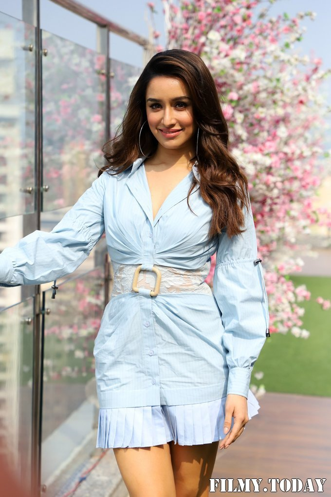 Shraddha Kapoor - Photos:  Promotion Of Film 'Baaghi 3' At Sajid Nadiadwala's Office   Picture 1720329