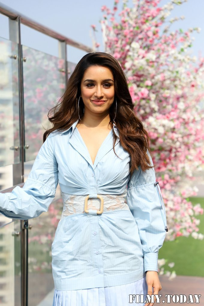 Shraddha Kapoor - Photos:  Promotion Of Film 'Baaghi 3' At Sajid Nadiadwala's Office   Picture 1720328