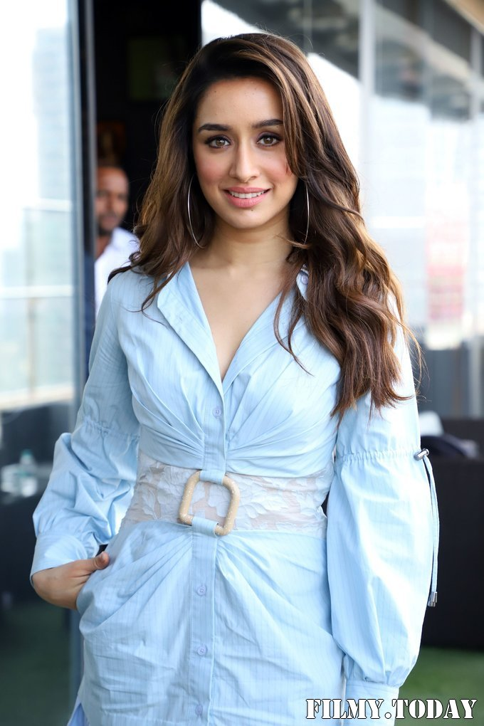 Shraddha Kapoor - Photos:  Promotion Of Film 'Baaghi 3' At Sajid Nadiadwala's Office | Picture 1720332