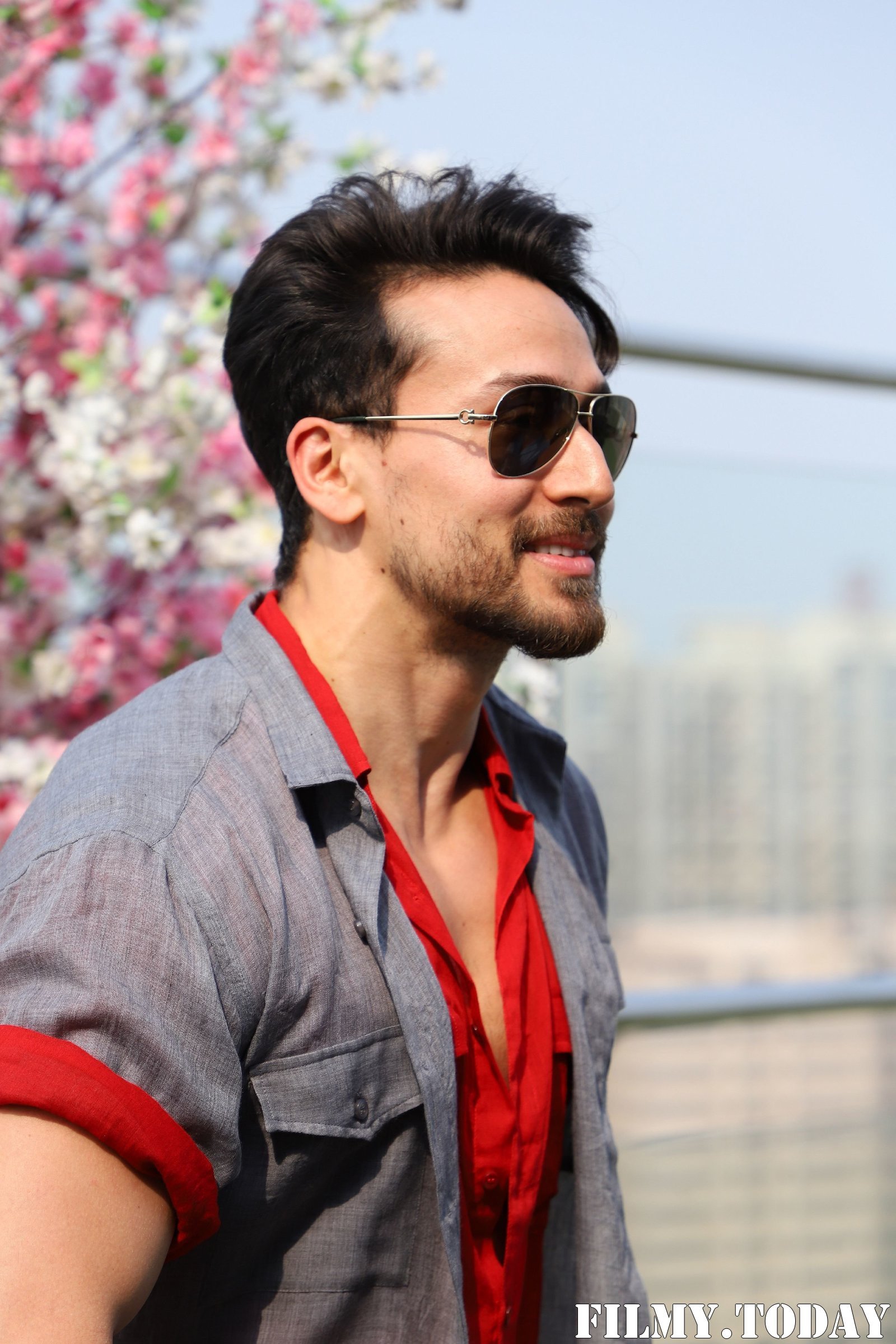 Tiger Shroff - Photos:  Promotion Of Film 'Baaghi 3' At Sajid Nadiadwala's Office | Picture 1720333