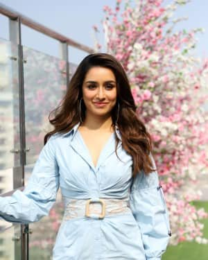 Shraddha Kapoor - Photos:  Promotion Of Film 'Baaghi 3' At Sajid Nadiadwala's Office | Picture 1720328