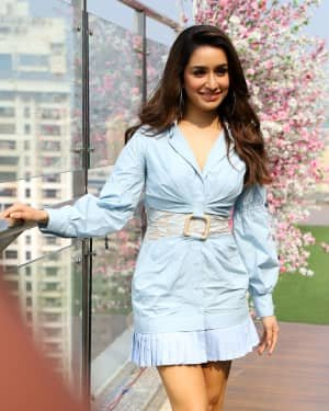 Shraddha Kapoor - Photos:  Promotion Of Film 'Baaghi 3' At Sajid Nadiadwala's Office | Picture 1720330