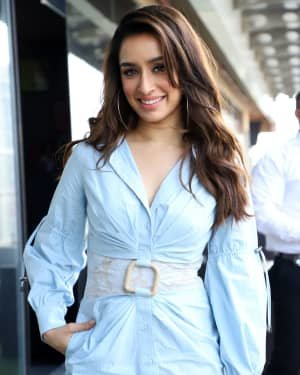 Shraddha Kapoor - Photos:  Promotion Of Film 'Baaghi 3' At Sajid Nadiadwala's Office | Picture 1720326