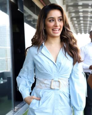 Shraddha Kapoor - Photos:  Promotion Of Film 'Baaghi 3' At Sajid Nadiadwala's Office   Picture 1720327