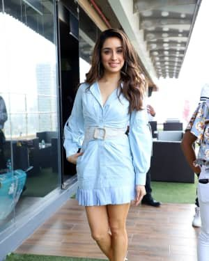 Shraddha Kapoor - Photos:  Promotion Of Film 'Baaghi 3' At Sajid Nadiadwala's Office   Picture 1720325