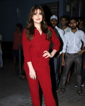 Zareen Khan - Photos: Screening Of Love Aaj Kal 2 At Pvr Juhu | Picture 1720481