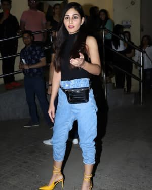 Pooja Chopra - Photos: Screening Of Love Aaj Kal 2 At Pvr Juhu | Picture 1720426