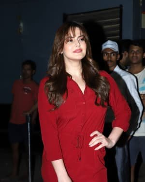 Zareen Khan - Photos: Screening Of Love Aaj Kal 2 At Pvr Juhu