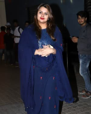 Photos: Screening Of Love Aaj Kal 2 At Pvr Juhu | Picture 1720437