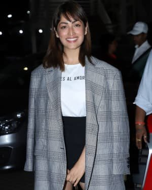 Yami Gautam - Photos: Screening Of Love Aaj Kal 2 At Pvr Juhu