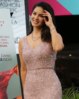 Photos: Sunny Leone At Vegan Fashion Campaign Launch At Lfw Sr 2020 | Picture 1720219
