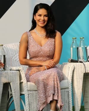 Photos: Sunny Leone At Vegan Fashion Campaign Launch At Lfw Sr 2020 | Picture 1720216