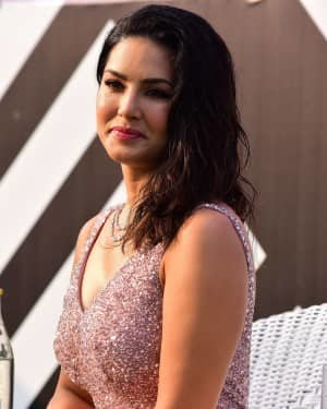 Photos: Sunny Leone At Vegan Fashion Campaign Launch At Lfw Sr 2020 | Picture 1720212