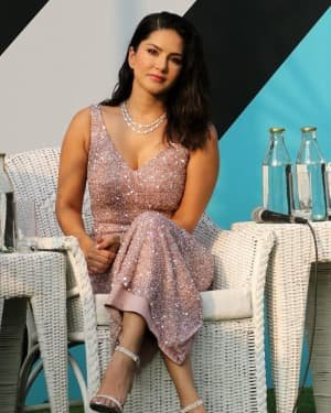 Photos: Sunny Leone At Vegan Fashion Campaign Launch At Lfw Sr 2020 | Picture 1720217