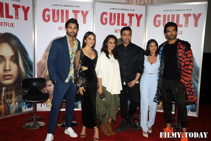 Photos: Trailer Launch Of Film Guilty   Picture 1721154