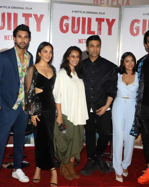 Photos: Trailer Launch Of Film Guilty | Picture 1721154