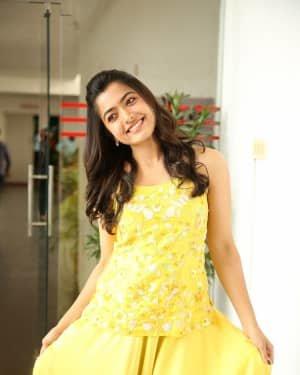 Rashmika Mandanna At Bheeshma Movie Interview Photos | Picture 1721061