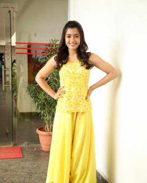 Rashmika Mandanna At Bheeshma Movie Interview Photos | Picture 1721071