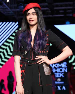 Photos: Adah Sharma At Lakme Fashion Week Summer Resort 2020 | Picture 1721653