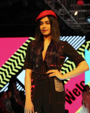 Photos: Adah Sharma At Lakme Fashion Week Summer Resort 2020 | Picture 1721652