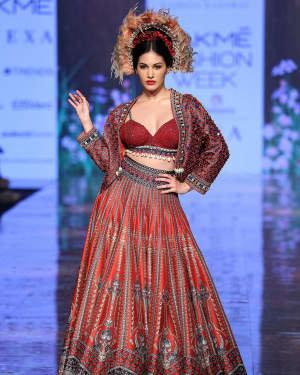 Photos: Amyra Dastur Walks Ramp At Lakme Fashion Week 2020 | Picture 1721771