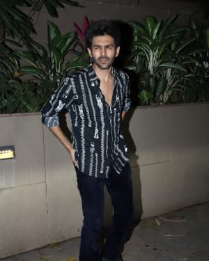 Photos: Bhool Bhulaiyaa 2 Team At Producer Murad Khetani's House Party | Picture 1721578