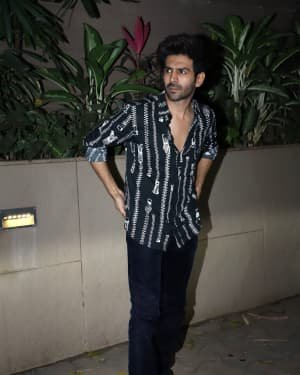 Photos: Bhool Bhulaiyaa 2 Team At Producer Murad Khetani's House Party | Picture 1721579