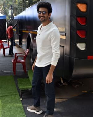 Kartik Aaryan - Photos:  Celebs Spotted At Filmcity | Picture 1721787