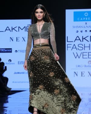 Photos: Diana Penty Walks For Shivana Naresh At LFW 2020 | Picture 1721602