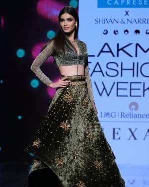 Photos: Diana Penty Walks For Shivana Naresh At LFW 2020 | Picture 1721615