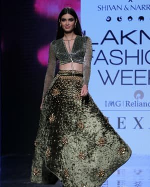 Photos: Diana Penty Walks For Shivana Naresh At LFW 2020 | Picture 1721599