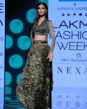 Photos: Diana Penty Walks For Shivana Naresh At LFW 2020 | Picture 1721614