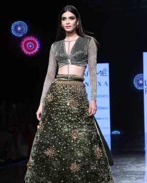 Photos: Diana Penty Walks For Shivana Naresh At LFW 2020 | Picture 1721604