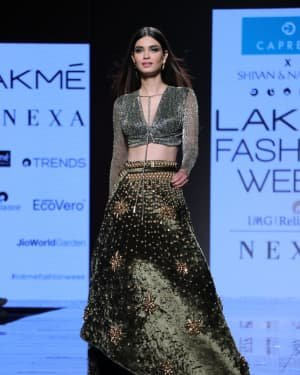 Photos: Diana Penty Walks For Shivana Naresh At LFW 2020 | Picture 1721601