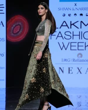 Photos: Diana Penty Walks For Shivana Naresh At LFW 2020 | Picture 1721613