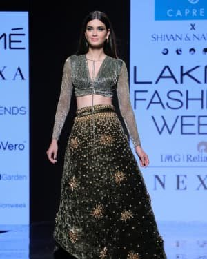 Photos: Diana Penty Walks For Shivana Naresh At LFW 2020 | Picture 1721600